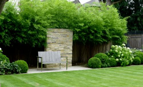 茂沁庭院绿化