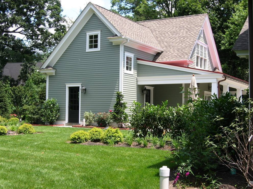 别墅,庭院绿化草坪种什么草好?